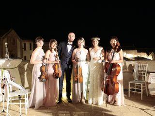 Dammen - Quartetto d'archi femminile 4