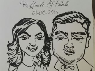 Ritrattista Caricaturista - Willy Rillo 4