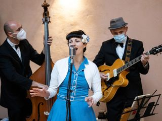 Roberta Vaudo & The Blue Whistles 3