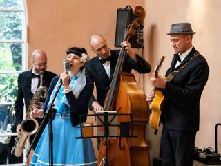 Roberta Vaudo & The Blue Whistles 4