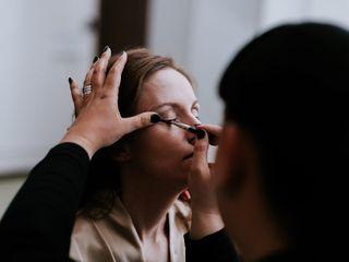 Danijela Brozovic Make up 3