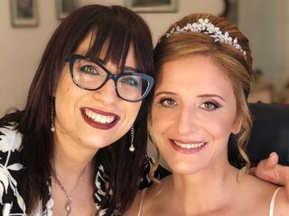 Sarah Mancini Make-up 1