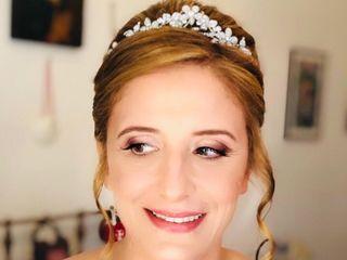 Sarah Mancini Make-up 2