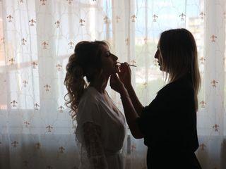 Annarita Novellino Makeup Artist 1