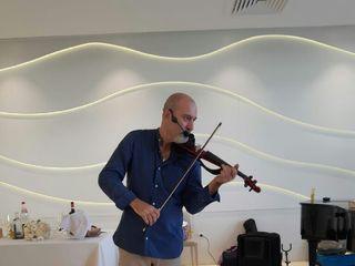 Felice D'Amico - Violinista Intrattenitore 2