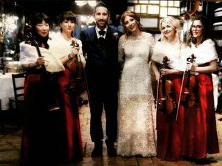 Dammen - Quartetto d'archi femminile 2