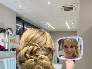 Gioconda Wedding Hair 3
