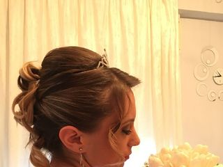 Sofia Hair Make Up 3