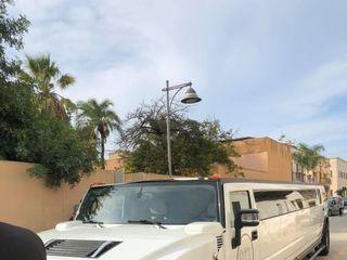 Palermo Transfer Limousine 2