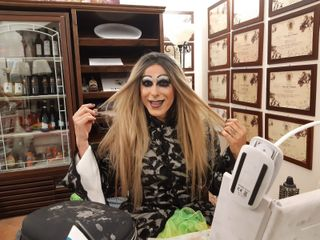 Janina Star - Spettacolo Drag Queen 1