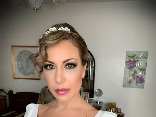 Monica  Boccuni MakeUp 1