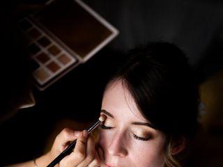 Bianca Alinghieri Makeup-artist 2