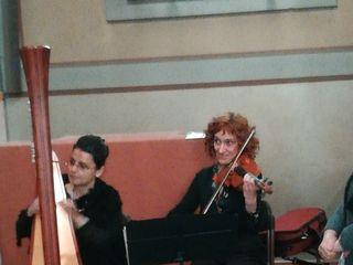 Violino, soprano e trio d'archi per cerimonia 2