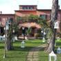 le nozze di Veronica Tognarelli e Villa I Girasoli 11