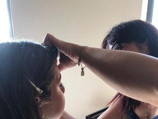 Sarah Mancini Make-up 3