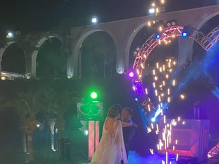 A nozze con Andrew Parrini - DJ Wedding 3