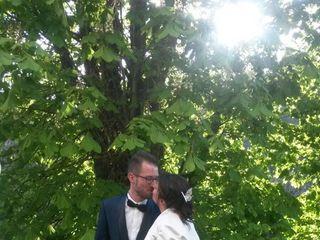 Foglio Bianco Abiti da Sposa 3