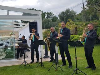 Sposa Melodika - Wedding Sax Quartet 5