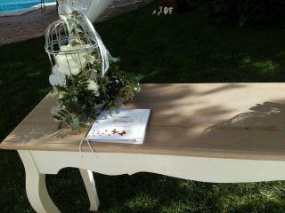 Foglio Bianco Abiti da Sposa 6