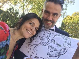 Caricaturista per eventi - Federico Cecchin 5