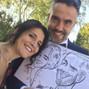 le nozze di Anthea D'errico e Caricaturista per eventi - Federico Cecchin 9