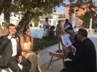 Caricaturista per eventi - Federico Cecchin 3