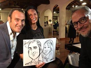 Caricaturista per eventi - Federico Cecchin 6