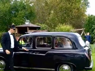 London Taxi - Taxi inglese 6