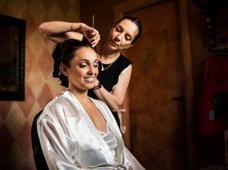 Luciana Lapique Makeup Artist & Hairstylist 1