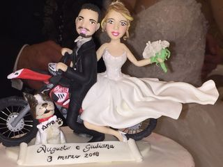 Cake Topper Personalizzati 5