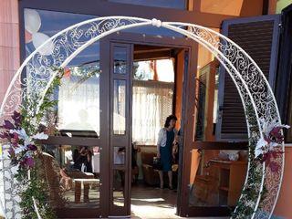 Ikebana di Natale Antonietta 2