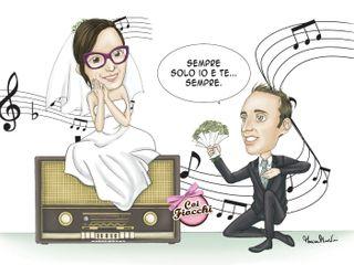Coi Fiocchi wedding design 2