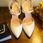 le nozze di Vivi Marika e Barbara Ferrari Shoes 4