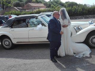 Exclusive Wedding Car 3
