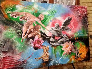 Luca La Marca Live Painting 1