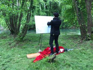 Luca La Marca Live Painting 2