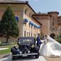 Le nozze di Sara Visintini e Gianni Auto 6