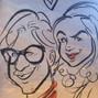 Le nozze di Stefano e Sara e Caricaturista per eventi - Federico Cecchin 9