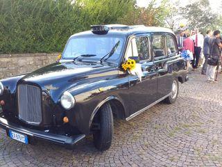 London Taxi - Taxi inglese 7