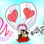 le nozze di Michela Monaca e Anabel Caricaturista 8