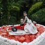 Le nozze di Marinella Tulone e Cake Topper Personalizzati 7