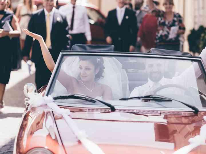 le nozze di Fabiana e Giuseppe