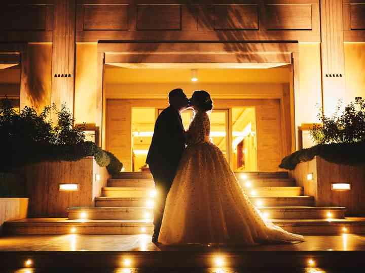 le nozze di Concita e Antonio