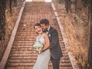 Le nozze di Rosalia e Daniele