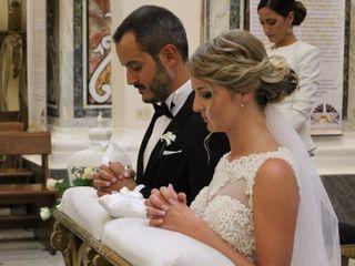 Le nozze di Iuliia e Salvatore