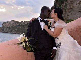 Le nozze di Eliana e Ibra 1