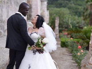 Le nozze di Eliana e Ibra