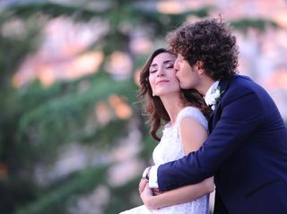 Le nozze di Letizia e Francesco