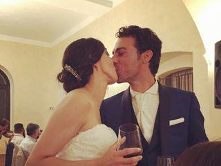 Le nozze di Rossana e Gianni