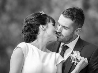 Le nozze di Chelsie e Rory